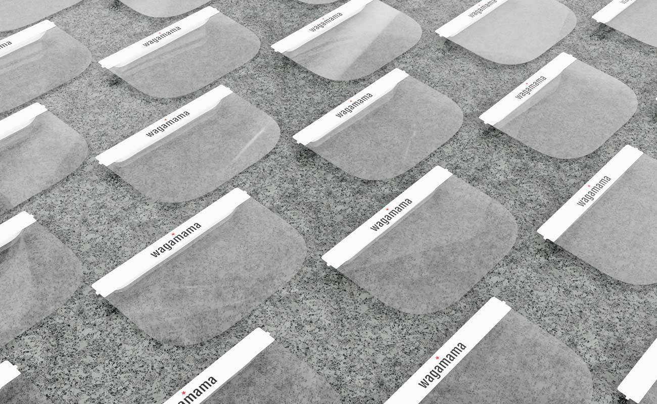 Barrier - Pantallas Faciales Serigrafiadas
